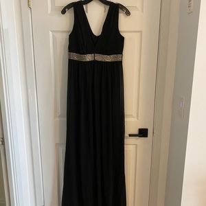 NWOT BCBG Max & Cleo formal maxi dress